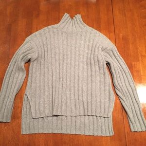 EVERLANE Wool Cashmere Turtleneck Sweater S Small